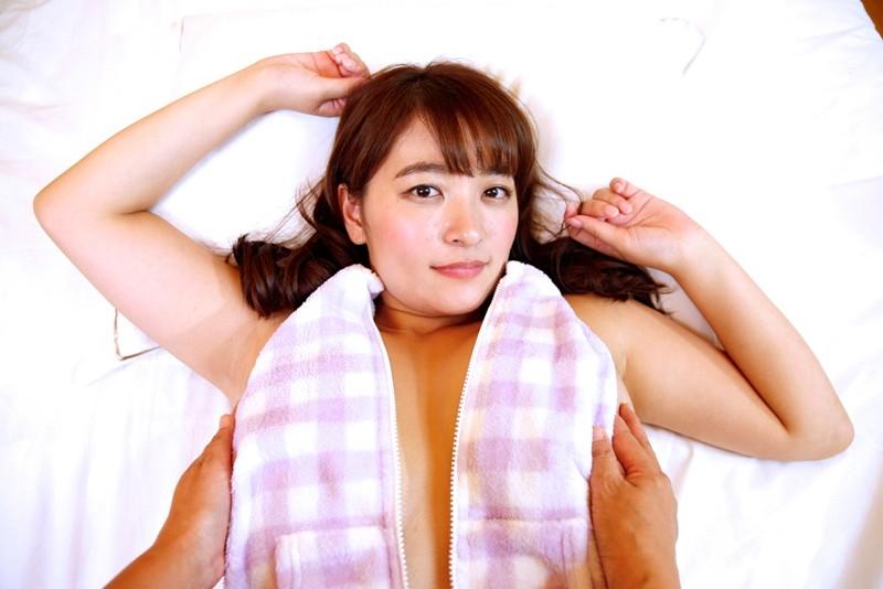 【VR】妄想彼女◆柳瀬早紀…『いけない僕とボインの彼女』#2 ボディコンマッサーで大迫力! ムラムラ大接写