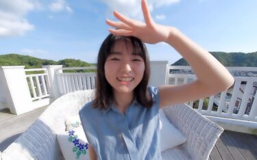 【VR】日本一エロカワイイグラドル・葉月つばさからドキドキの告白「お兄ちゃんのことが好きです」<フライデーVRシリーズ>